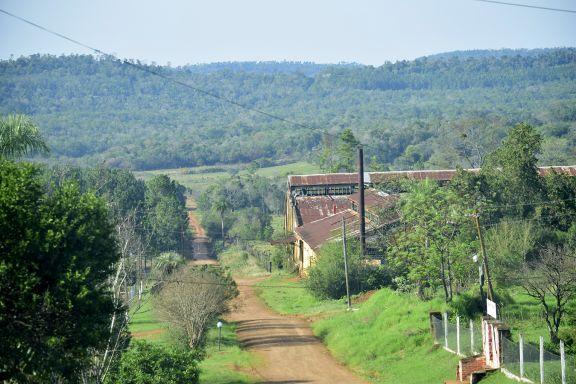 Municipalidad de Bonpland. Foto: Archivo El Territorio
