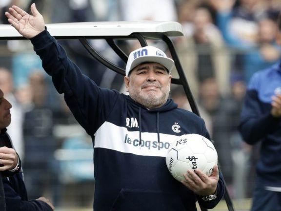 "Montan un ""operativo especial"" para evitar concurrencia masiva en homenajes de Gimnasia a Maradona"