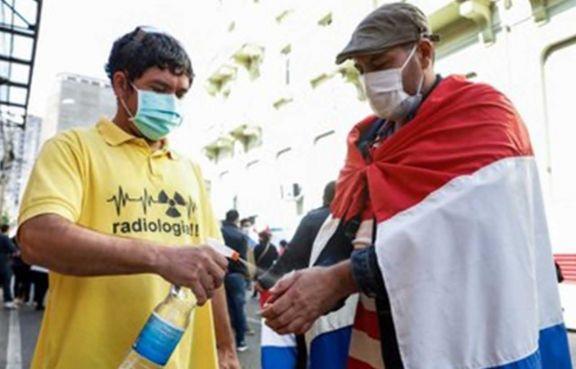 Detectan en Paraguay casos de variante Delta no relacionados con viajes