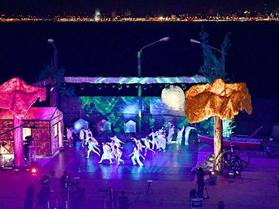 """Festival del Litoral: """"Fueron jornadas intensas y entusiastas a puro corazón y río"""""""