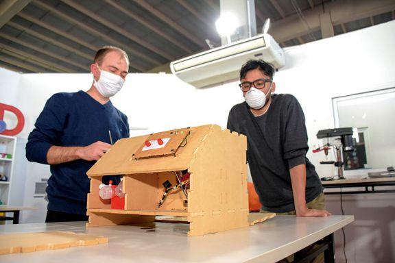 Misionero del Año 2020: Se autoconvocaron para crear un respirador artificial