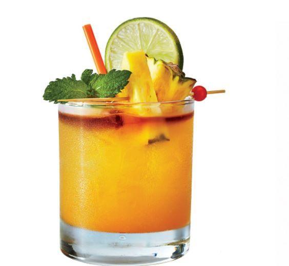 Prepará este riquísimo Mai Tai Cocktail