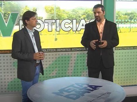 Antonio Villalba y Damián Cunale