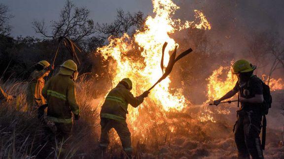 Misionero del año: Héroes voluntarios que le hicieron frente al fuego