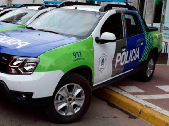 Patrullero de la Policía Bonaerense