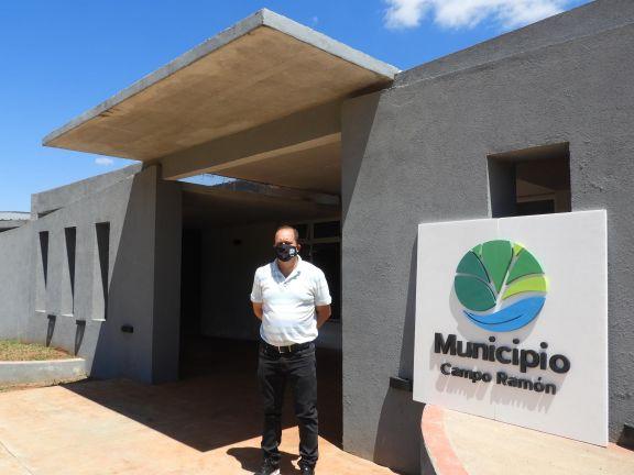 Campo Ramón volvió atrás y suspendió todas las actividades permitidas con protocolo sanitario
