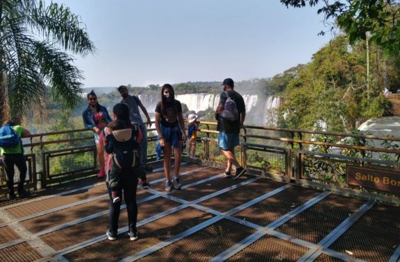 El Parque Nacional Iguazú abrirá sus puertas todos los días desde este sábado