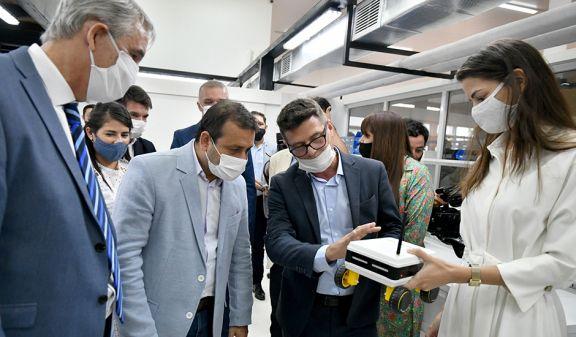 Quedó inaugurada fábrica misionera de nanosensores
