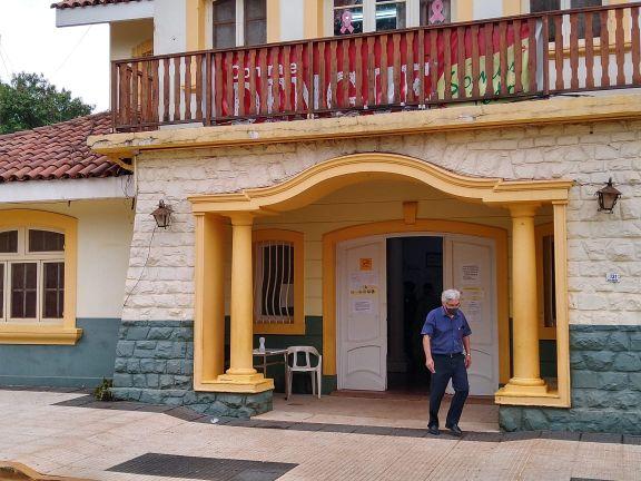 El médico de Iguazú se recupera y salió de terapia intensiva