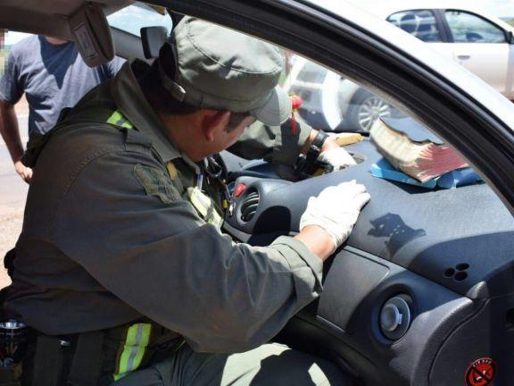 Condenaron a una pareja que transportaba marihuana hacia Entre Ríos
