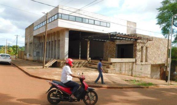 Andresito: reclaman por la culminación del edificio del Banco Nación y su habilitación