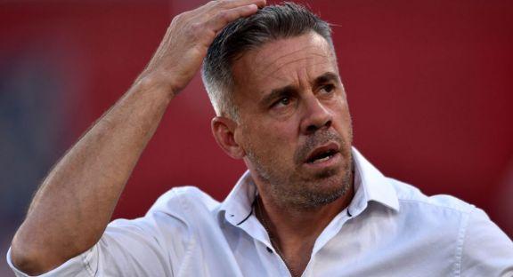 La eliminación con Lanús golpeó fuerte y la continuidad de Lucas Pusineri está en duda
