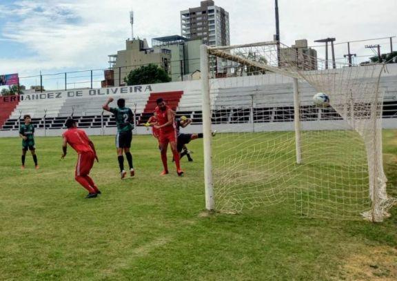 Guaraní goleó en un nuevo amistoso