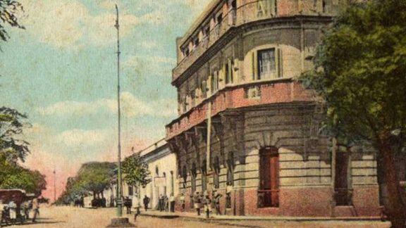 Palace Hotel, del glamour de sus comienzos, al abandono y el olvido de hoy
