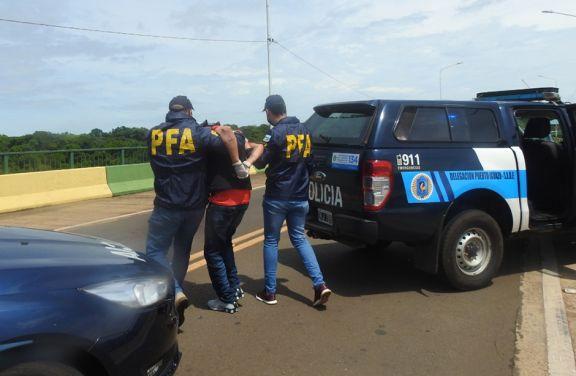Extraditan a peligroso delincuente brasileño ligado al Negro Rojas