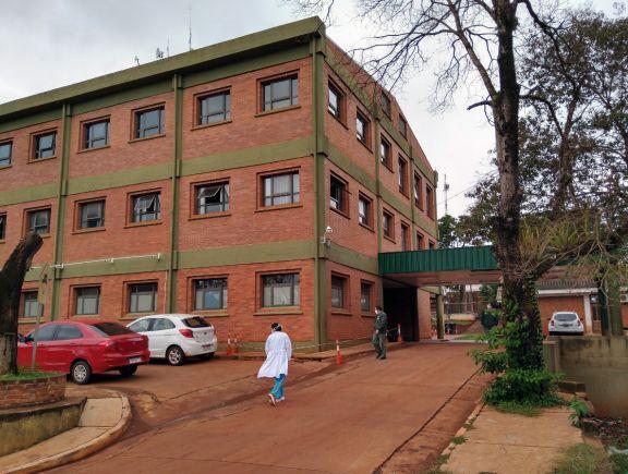 Fallecieron dos pacientes internados en Iguazú con Covid-19