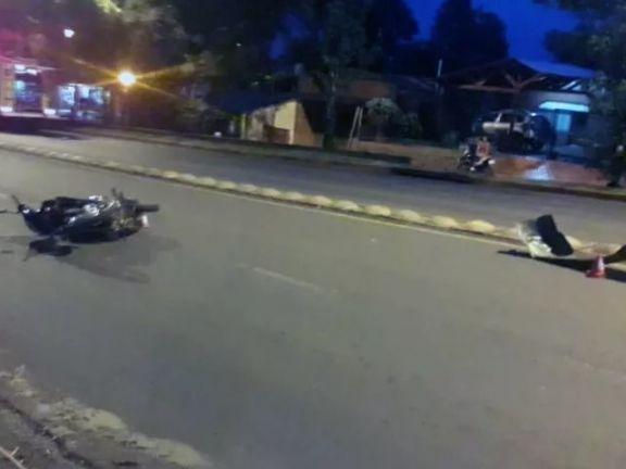 Alem: Pedirán justicia para Emanuel Zelmer y condena para el automovilista que lo mató