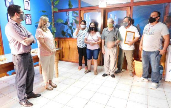 Homenaje del Concejo Deliberante de Libertad a concejal fallecido