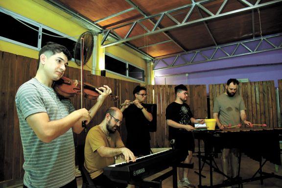 Un concierto desde la raíz a la vanguardia