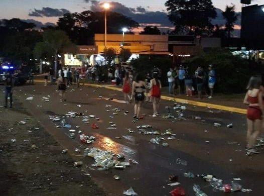 Aristóbulo del Valle no permitirá concentraciones en la vía pública en Año Nuevo