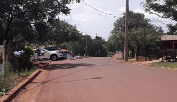 Vecinos de Oberá buscan a conductor que arrolló a un nene de 4 años y huyó