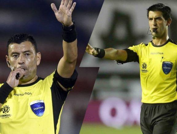 Copa Libertadores: River será dirigido por un árbitro uruguayo y Boca le tocó uno chileno