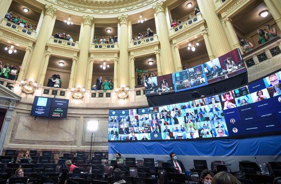 La mayoría de los legisladores misioneros votó en contra de la ley del aborto