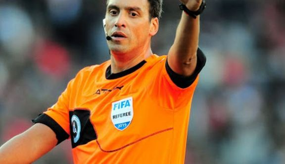 Boca-River: Fernando Rapallini será el árbitro en la Bombonera