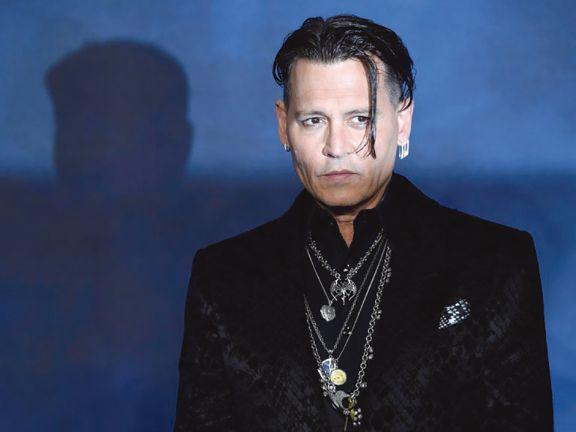 La estrepitosa caída de Johnny Depp: quitan sus films de Netflix