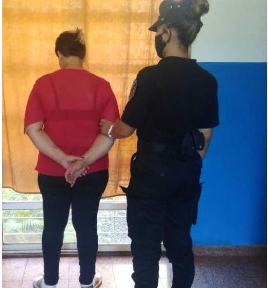 Apuñaló a su pareja en el abdomen y fue detenida en Iguazú
