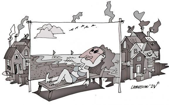 Un verano sin vacaciones