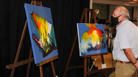 Como mira el arte la esperanza