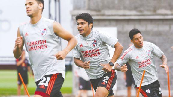Copa Libertadores: River, a imponer condiciones ante Palmeiras