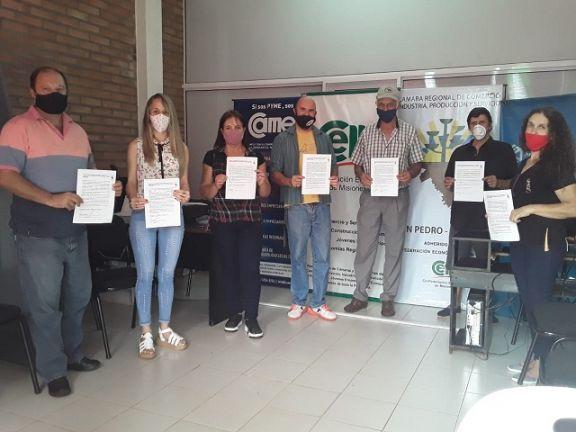 San Pedro: firman convenio para impulsar el turismo interno