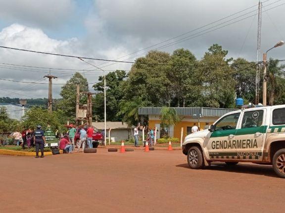Descontento y reclamo en Cabureí por el deficiente servicio de energía eléctrica