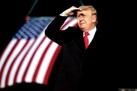Trump no asistirá al juramento  de Joe Biden