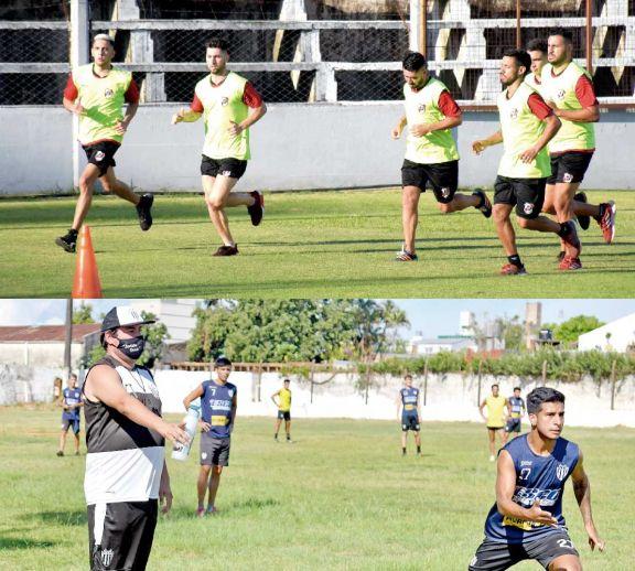 Guaraní-Atlético, en el esperado regreso del fútbol