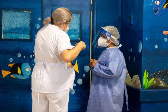 Quince personas murieron y 3.596 fueron diagnosticadas con coronavirus en el país