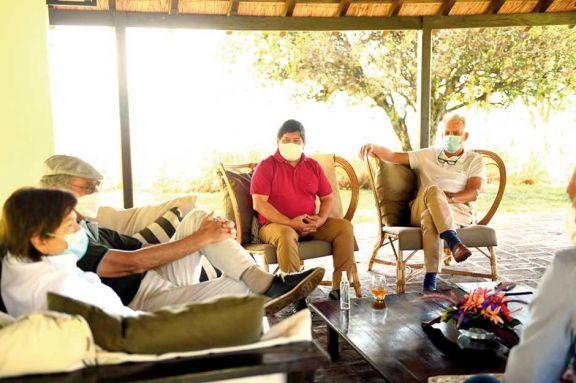 Misiones inició un trabajo colaborativo con científicos del país y el mundo