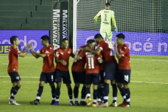 Independiente venció a River y lo dejó sin final