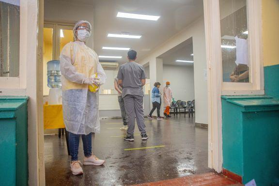Misiones notificó 13 casos de Covid-19, y transita el séptimo día consecutivo sin fallecidos