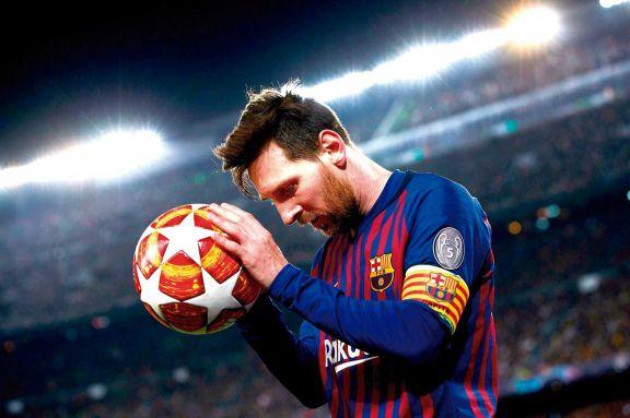 El Barsa de Messi va por el pase a la final de la Supercopa de España