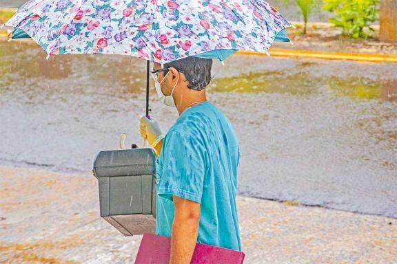 Recaudos más  el paraguas