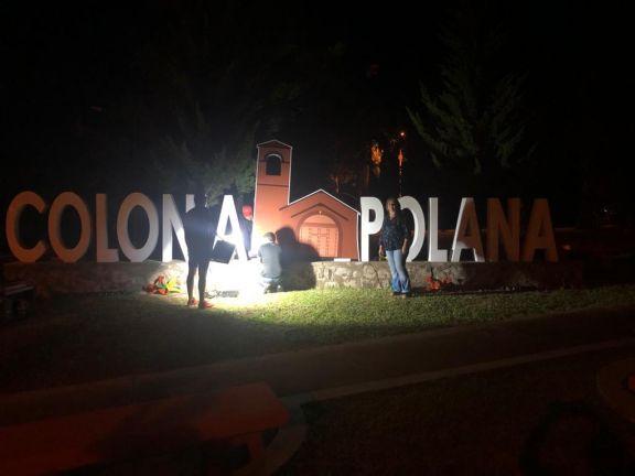 Nuevas medidas y restricciones en Colonia Polana tras caso positivo
