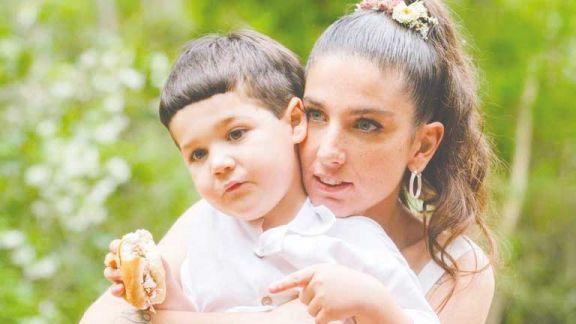 Juana Repetto desmintió los problemas de salud de su hijo
