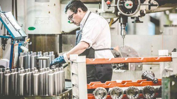 Industria: la capacidad instalada trepó al mayor nivel en dos años