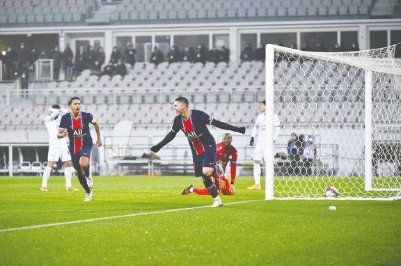 Con gol de Icardi, el PSG de Pochettino consiguió la Supercopa de Francia