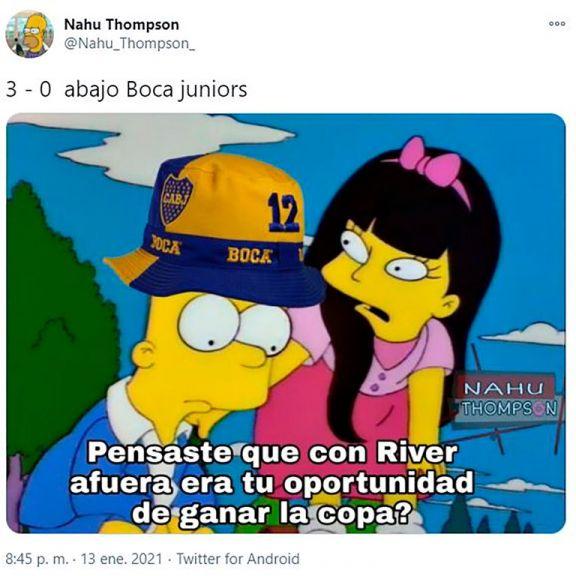Los mejores memes de la eliminación de Boca