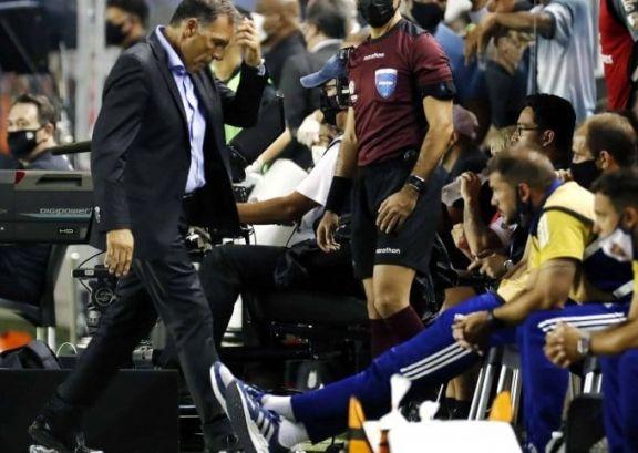 """Russo, luego de la eliminación de Boca: """"Soy responsable, me hago cargo de todo"""""""