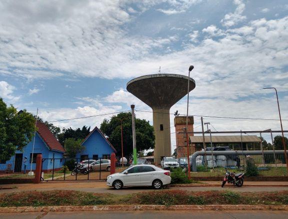 Tras maniobras de desvío pusieron en marcha la planta potabilizadora en Iguazú